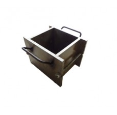 Béton Cube test Mould (Matériau acier )