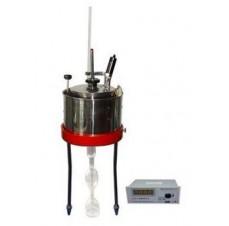 Engler Viscosimetro  (Display digitale)