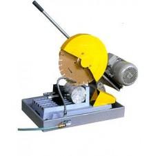 Calidad fina de hormigón máquina de corte