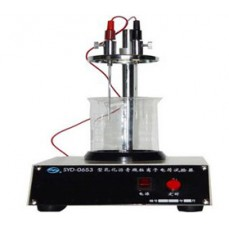 Test di carica delle particelle per emulsionato asfalto