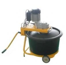 Type de Pan Portable Concrete Mixer