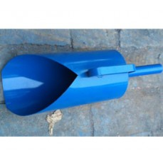 Steel Round Scoop