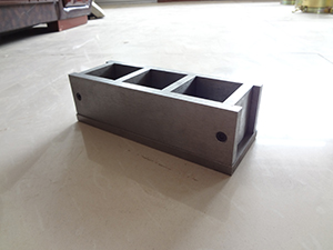 Cement-Mortar-Cube-Mould-steel--Material--Warranty