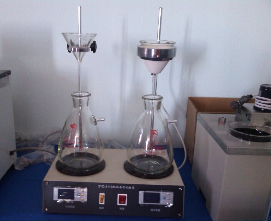 Mechanical-Impurity-Tester-Weight-method-High-Efficiency