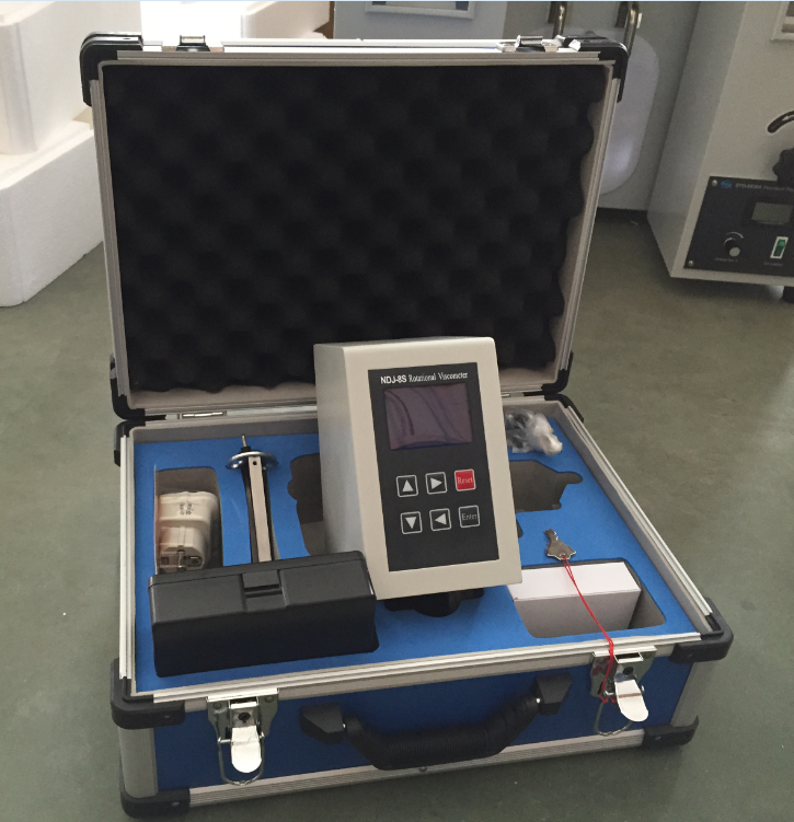 NDJ-8S----Digital-Rational-Viscometer-Professional